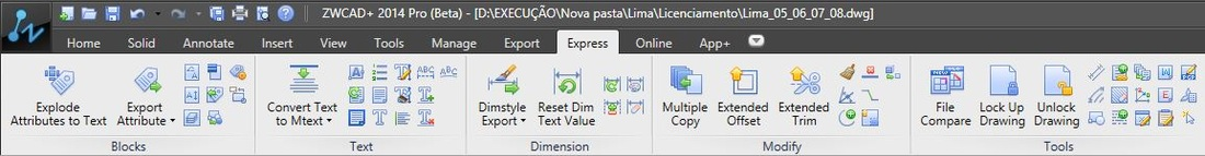 ZWCAD Software CAD Alternativa ao Autocad da Autodesk